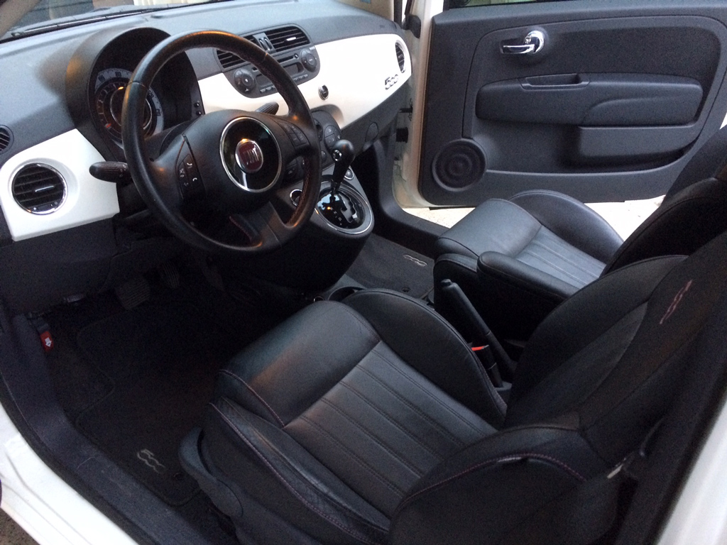 2012 Fiat 500 Lounge - Click Image to Close