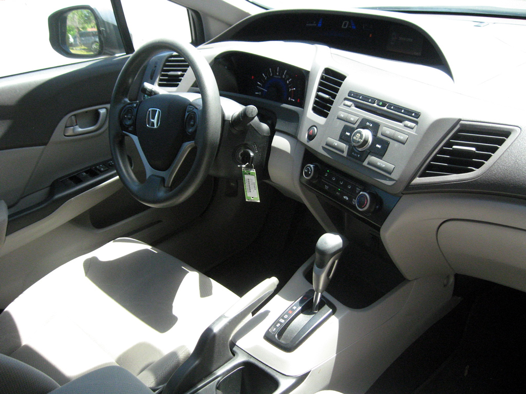 2012 Honda Civic Sedan - Click Image to Close