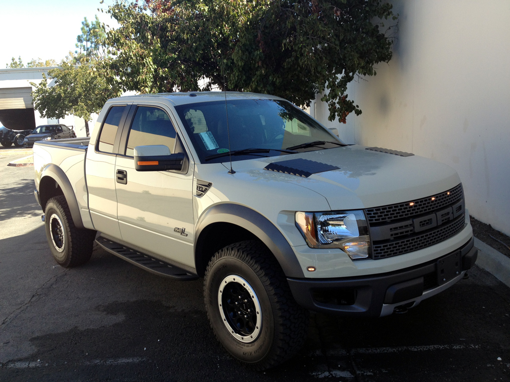 2013 Ford F150 Raptor - SOLD
