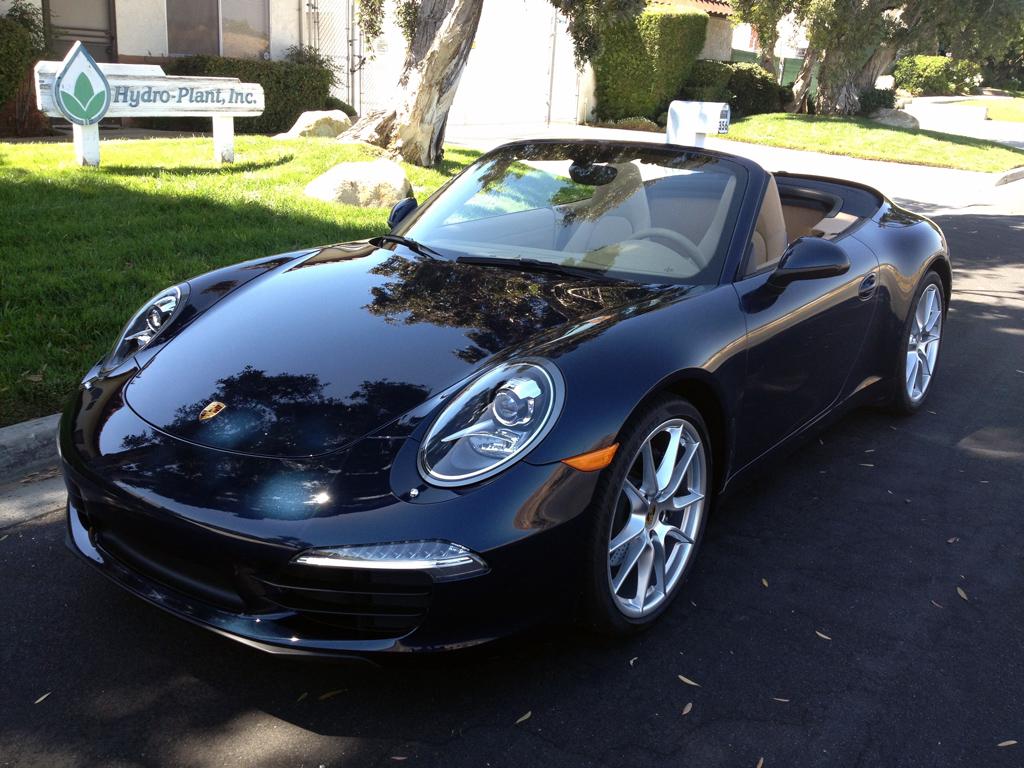 Porsche Auto Consignment San Diego private party auto