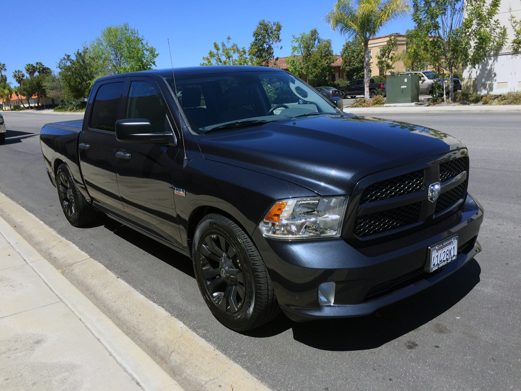 San Diego Chrysler Dodge Jeep Ram >> 2013 RAM 1500 SOLD [2013 RAM 1500 Express CrewCab ...