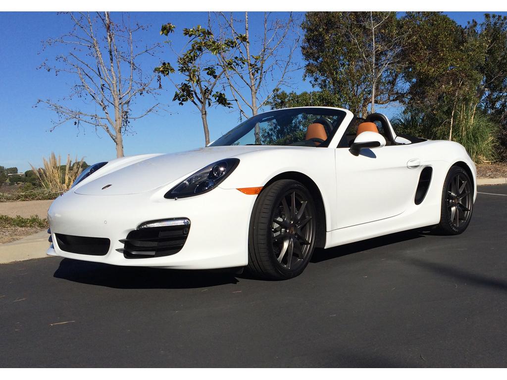 2014 Porsche Boxster SOLD 2014 Porsche Boxster $53 900