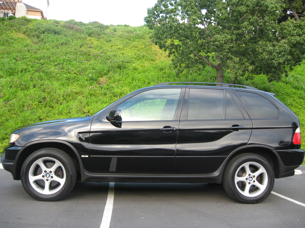 Fiat San Diego >> 2001 BMW X5 3.0 Black on Black - Auto Consignment of San Diego
