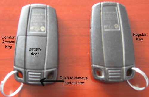 Bmw 530i 2008 Model Gulf Specs Remote Control Battery Discharged Bimmerfest Bmw Forums