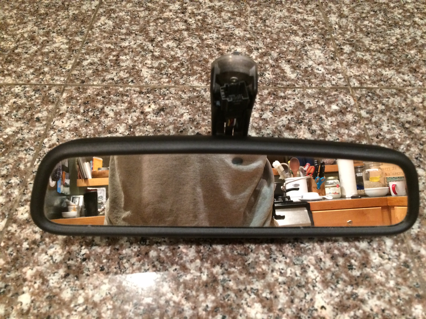 BMW E46 Auto Dimming Rear View Mirror