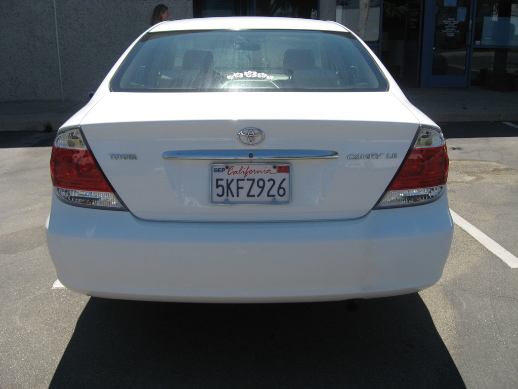 2005 Toyota Camry LE - SOLD