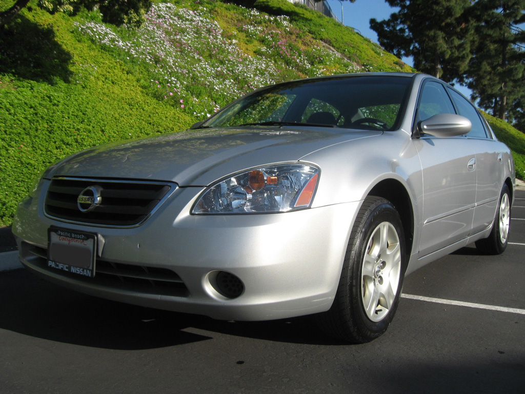 Chrysler For Sale >> 2003 Nissan Altima - San Diego - Encinitas, San Marcos ...