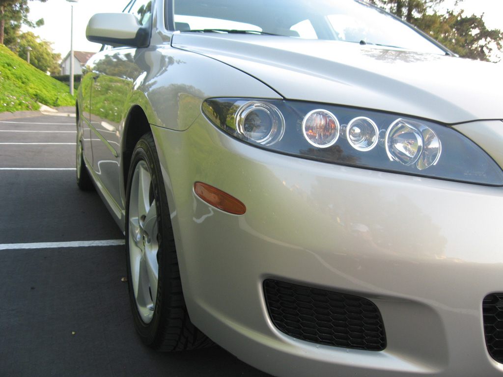 2008 Mazda6 iSport Sedan - SOLD - Click Image to Close