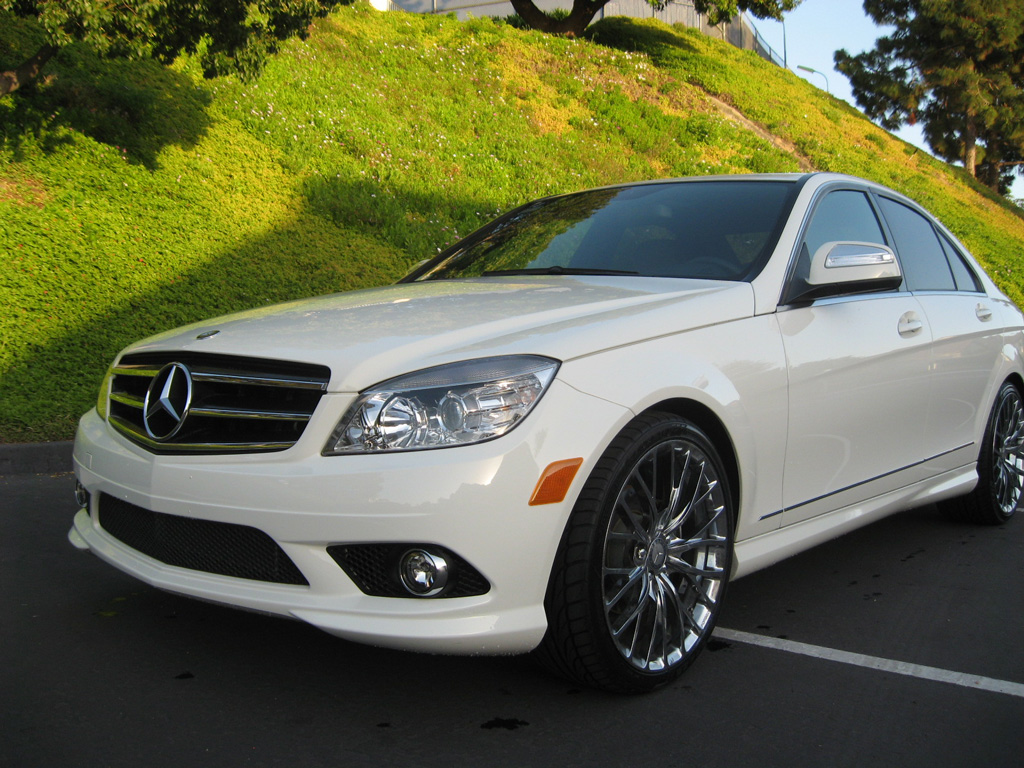 2008 Mercedes C300 Autos Post