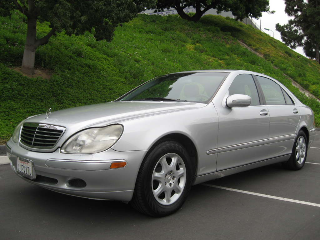 2000 Mercedes S500 Sedan Autoconsignment Of San Diego
