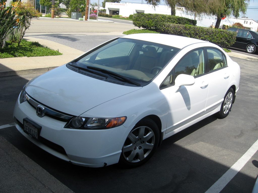 2008 Honda Civic Sold