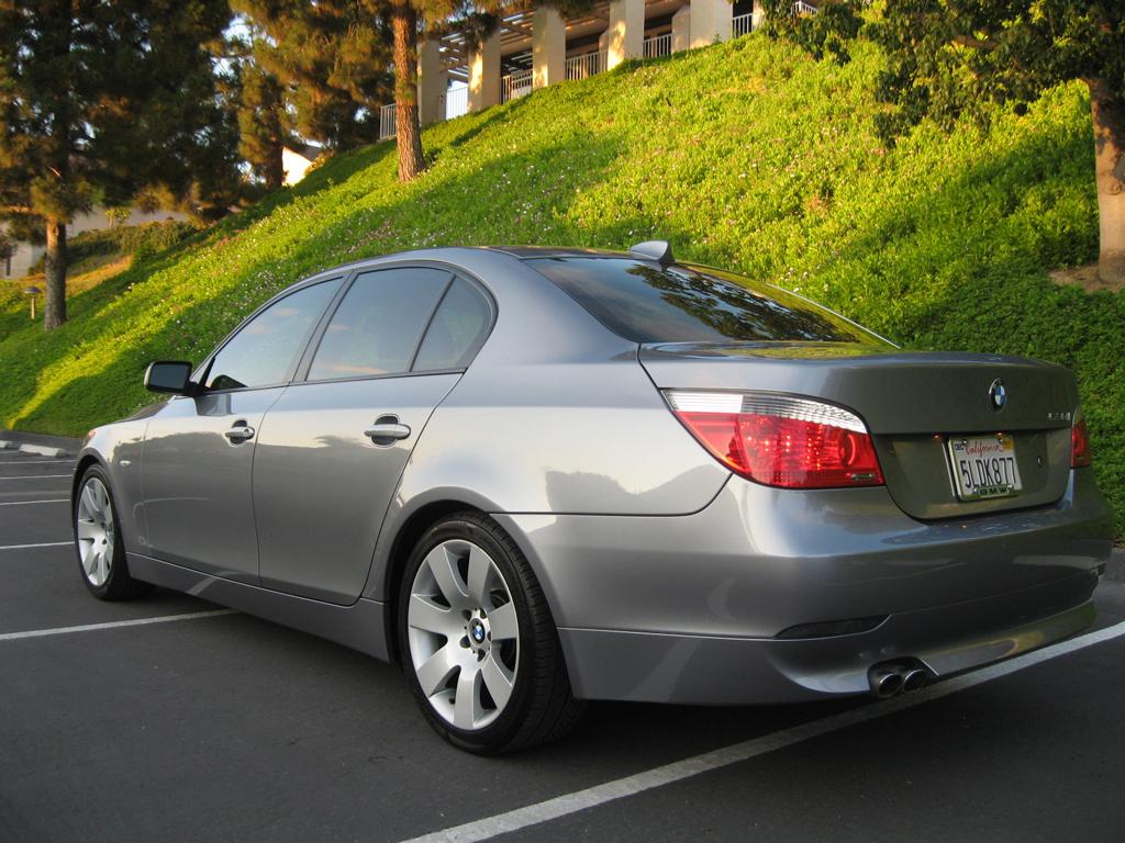 Toyota Of San Diego >> 2005 BMW 530i Sedan, BMW 530, 2005 BMW 530 - Auto ...