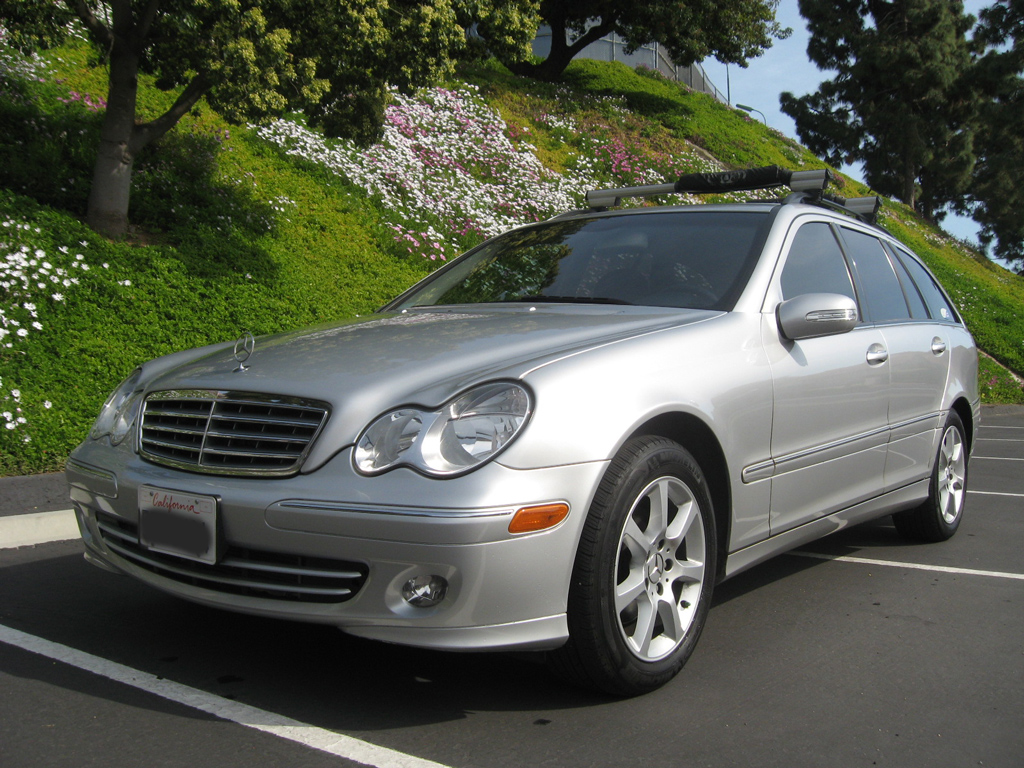 2005 Merdeces C240 Wagon Sold Mercedes C240 Wagon