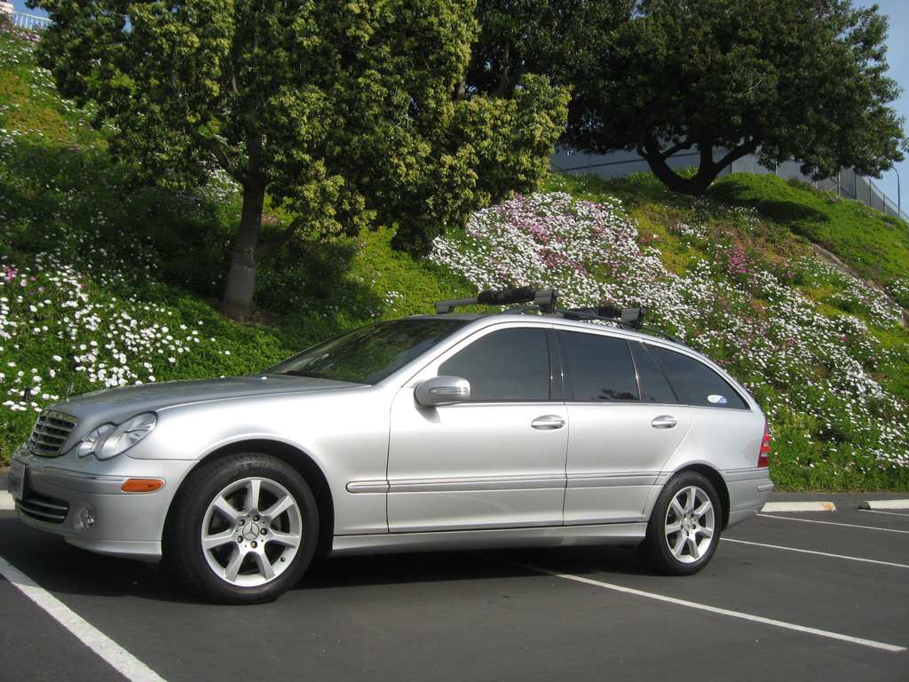 2005 Merdeces C240 Wagon - SOLD