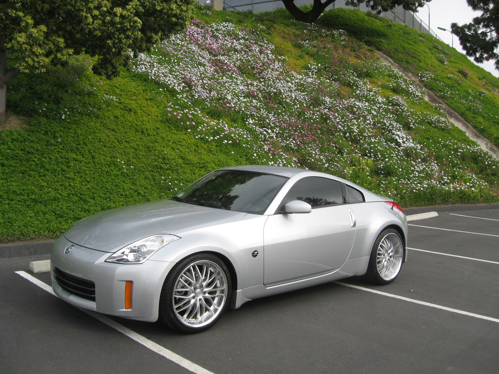 2008 Nissan 350Z Touring - SOLD