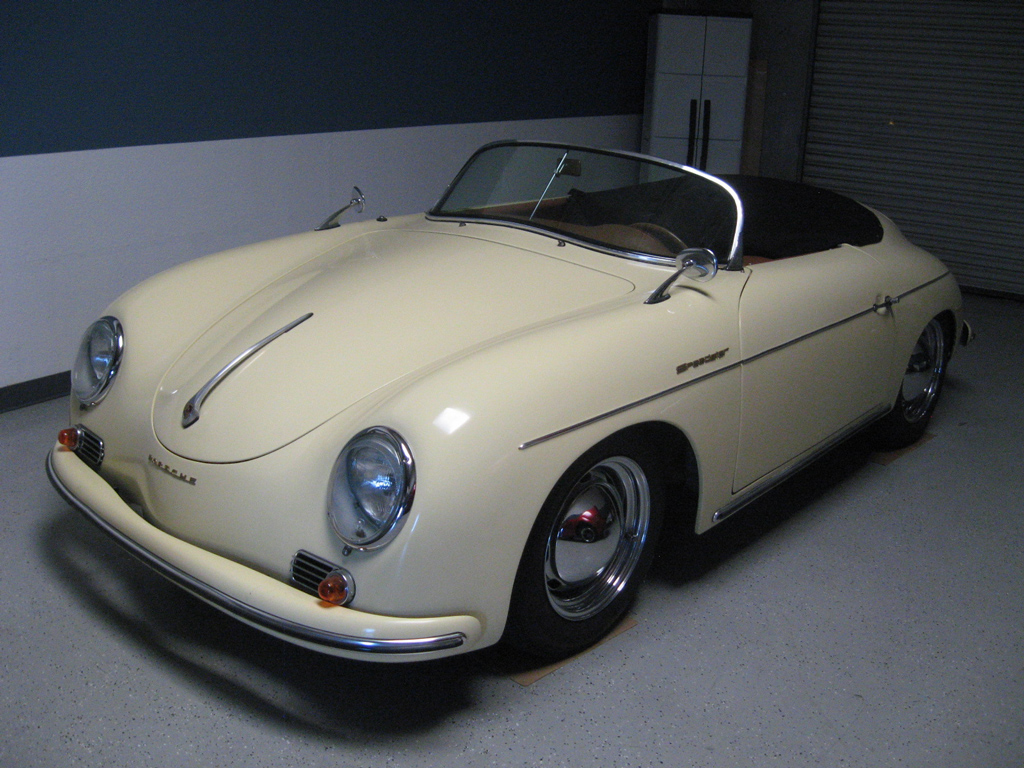 1957 Porsche Speedster Replica Sold 1957 Porsche