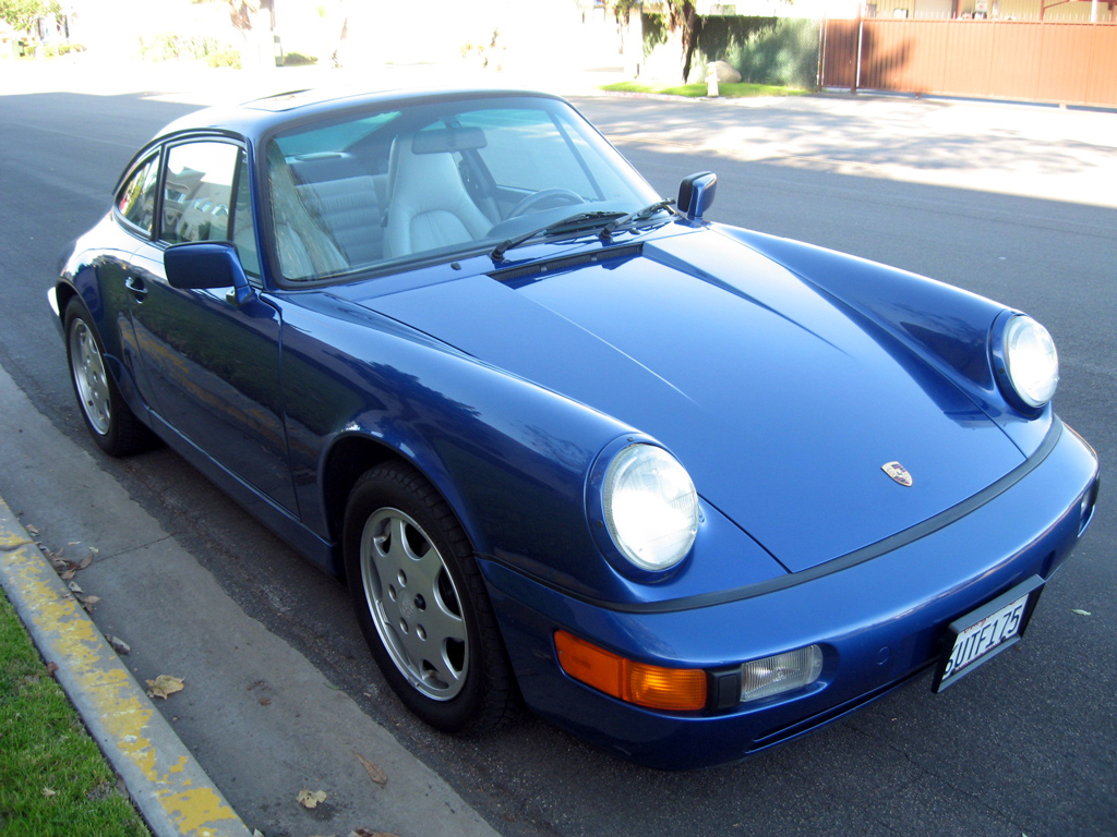 1991 Porsche 911 Sold 1991 Porsche 911 Carrera 2