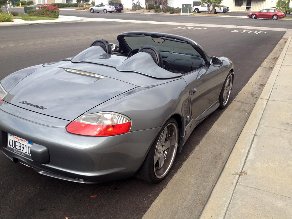 1998 Porsche Boxster Sold 1998 Porsche Boxster 17 900