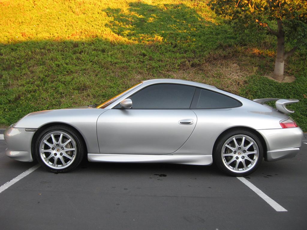 2001 porsche 911 c4 specs