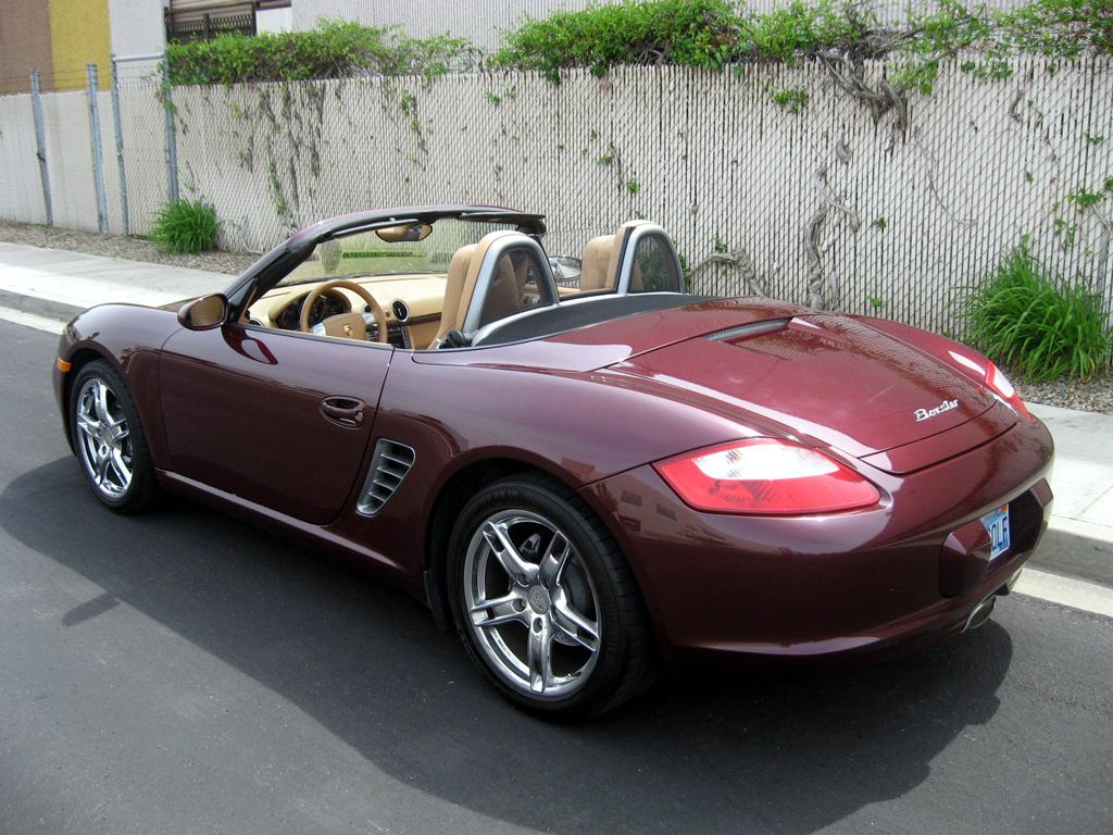 San Diego Porsche >> 2005 Porsche Boxster - SOLD [2005 Porsche Boxster] - $21,900.00 : Auto Consignment San Diego ...