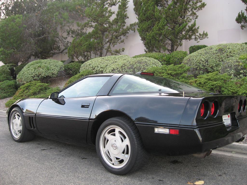 1988 Chevy Corvette Coupe - SOLD [1988 Chevy Corvette Coupe] - $4,900.00 : Auto Consignment San ...