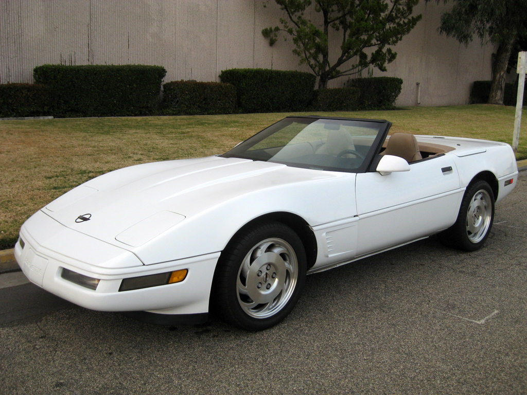 All Chevy chevy 1996 : 1996 Chevy Corvette Convertible LT1 - SOLD [1996 Chevy Corvette ...