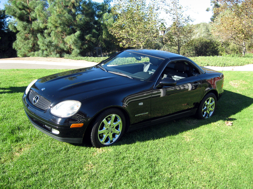 Mercedes Auto Consignment San Diego Private Party Sales Made 1995 E320 Fuse Box 2000 Slk 230 Sold
