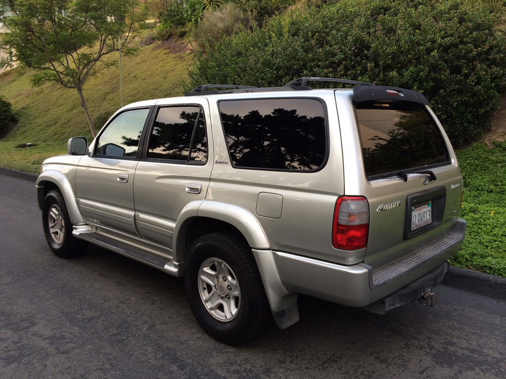 San Diego Toyota >> 2000 Toyota 4Runner Limited [2000 Toyota 4Runner Limited] - $5,400.00 : Auto Consignment San ...
