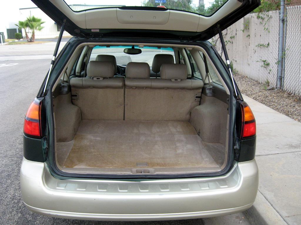 2001 Subaru Outback Sold 2001 Subaru Outback 4 900