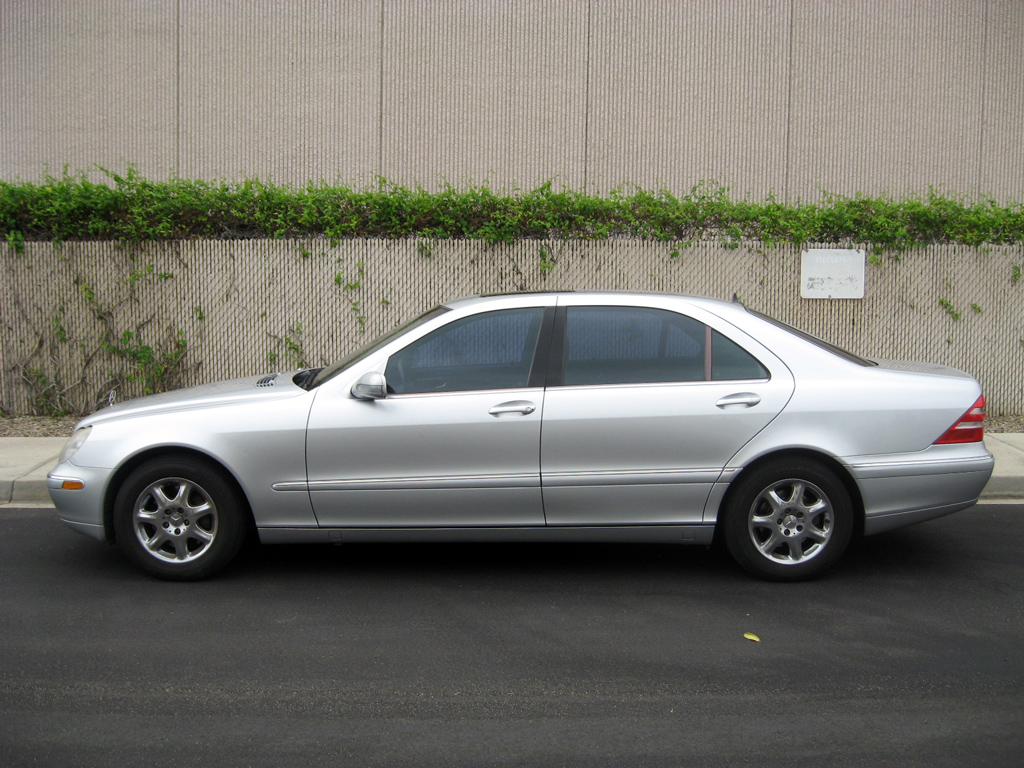 BMW 2002 For Sale >> 2002 Mercedes S430 - SOLD [2002 Mercedes S430] - $9,900.00 : Auto Consignment San Diego, private ...