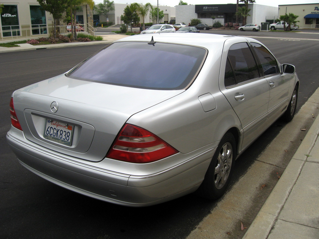 Bmw 2002 For Sale >> 2002 Mercedes S430 - SOLD [2002 Mercedes S430] - $9,900.00 ...