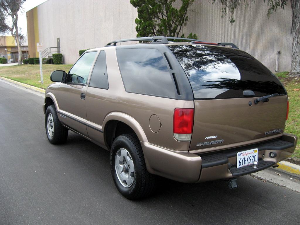 All Chevy chevy 2003 : 2003 Chevy Blazer SOLD [2003 Chevy Blazer LS 4x4] - $4,500.00 ...