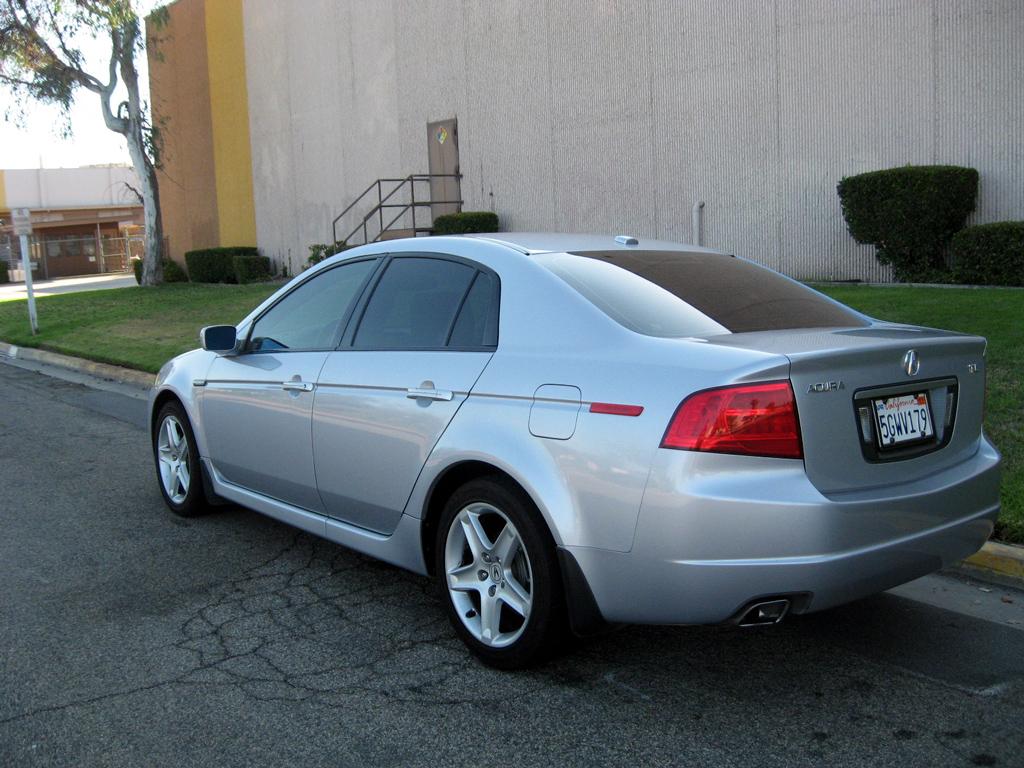 Infiniti San Diego >> 2004 Acura TL Sedan [2004 Acura TL Sedan] - $9,800.00 ...