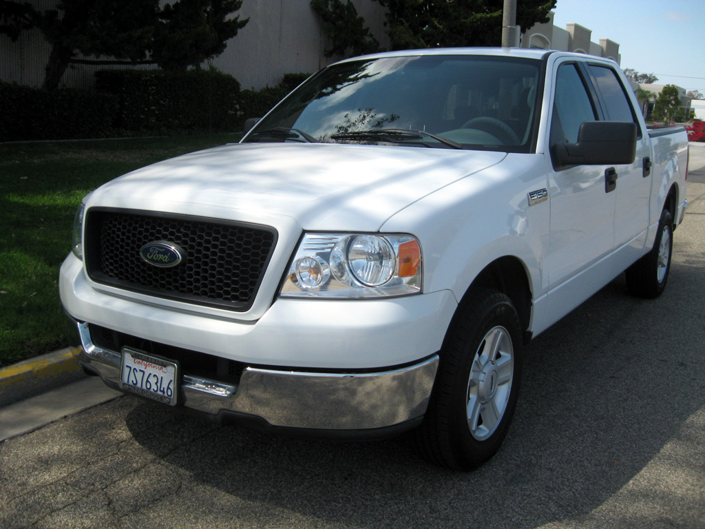 Ford F150 Xlt >> 2004 Ford F150 XLT SOLD [2004 Ford F150 XLT Truck ...