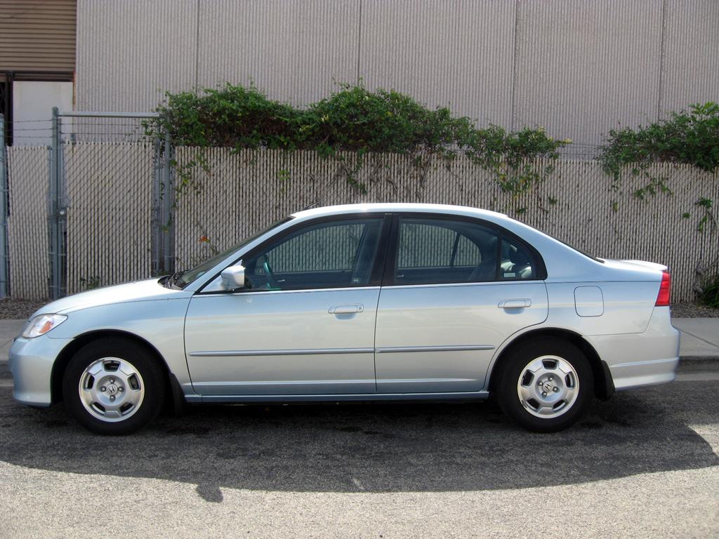 2004 Honda Civic Hybrid - SOLD [2004 Honda Civic Hybrid ...