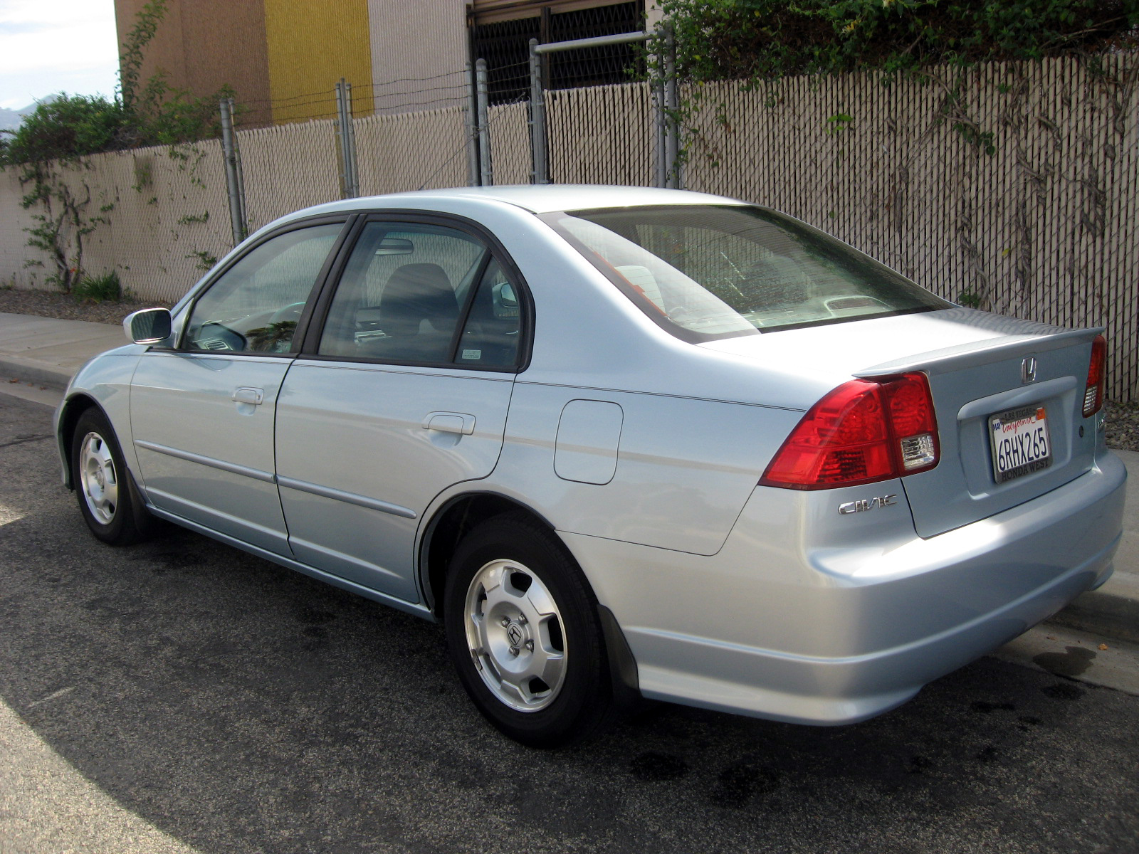 Dodge San Diego >> 2004 Honda Civic Hybrid - SOLD [2004 Honda Civic Hybrid] - $5,900.00 : Auto Consignment San ...