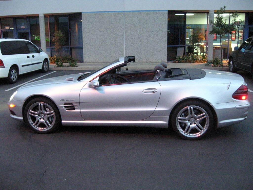 2004 Mercedes SL55 AMG - SOLD [2004 Mercedes SL55 AMG ...