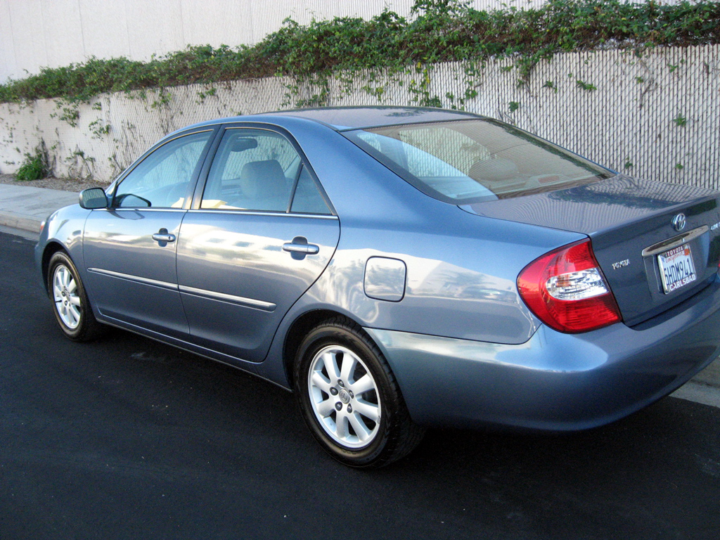 Inline Auto Sales >> 2004 Toyota Camry XLE - SOLD [2004 Toyota Camry XLE ...