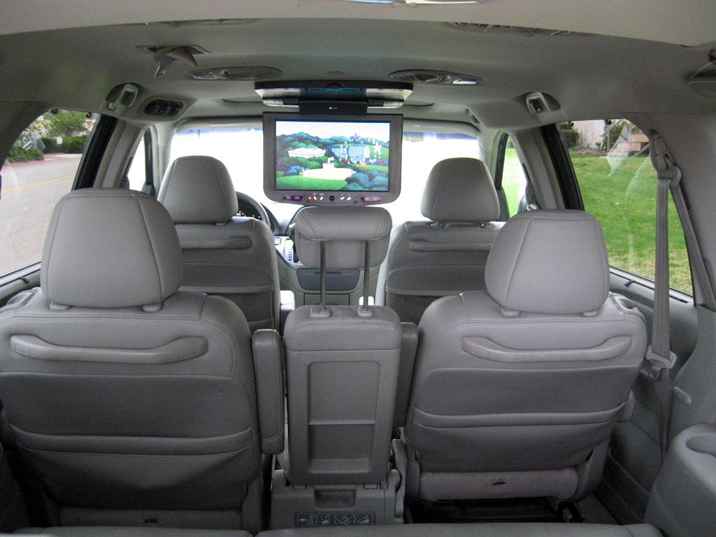 San Diego Porsche >> 2005 Honda Odyssey EX-L - SOLD [2005 Honda Odyssey EX-L] - $11,900.00 : Auto Consignment San ...