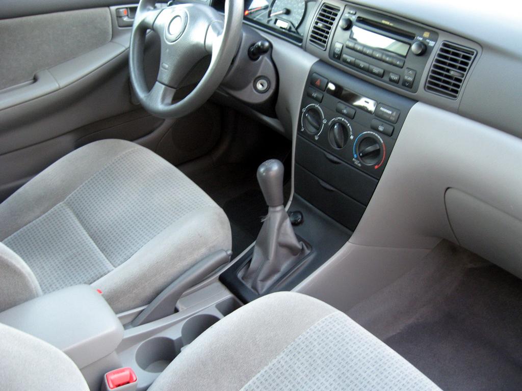 Infiniti San Diego >> 2005 Toyota Corolla CE - SOLD [2006 Toyota Corolla CE ...