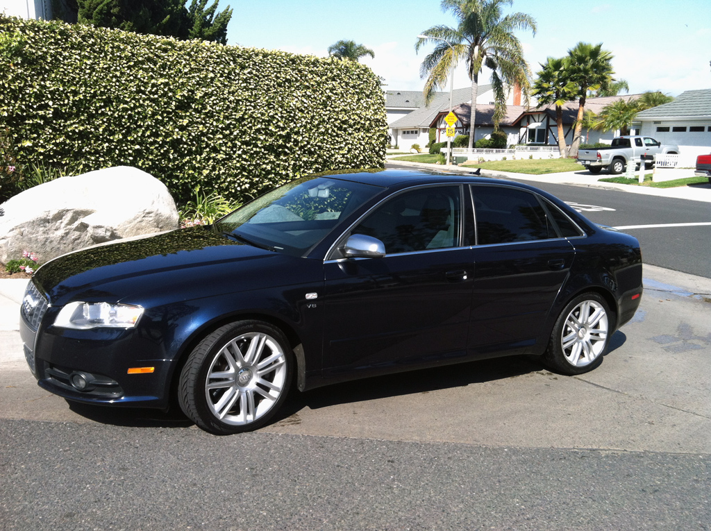 Honda Roadside Assistance >> 2007 Audi S4 Sedan SOLD [2007 Audi S4 Sedan] - $22,200.00 ...