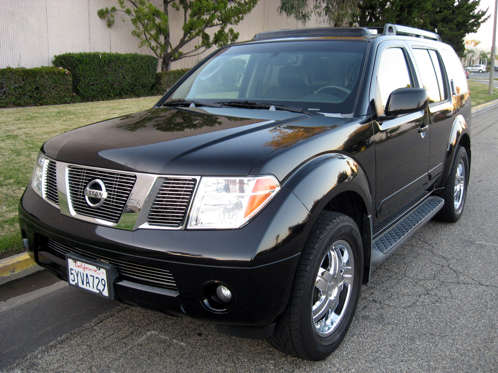 2007 Nissan Pathfinder SE - SOLD [2007 Nissan Pathfinder SE] - $18,900.00 : Auto Consignment San ...