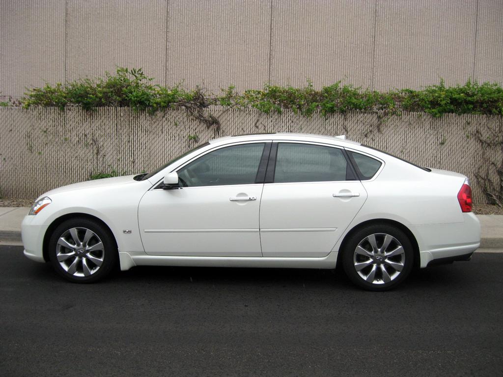 Infiniti San Diego >> 2007 Infiniti M35 SOLD [2007 Infiniti M35 Sedan] - $17,900 ...