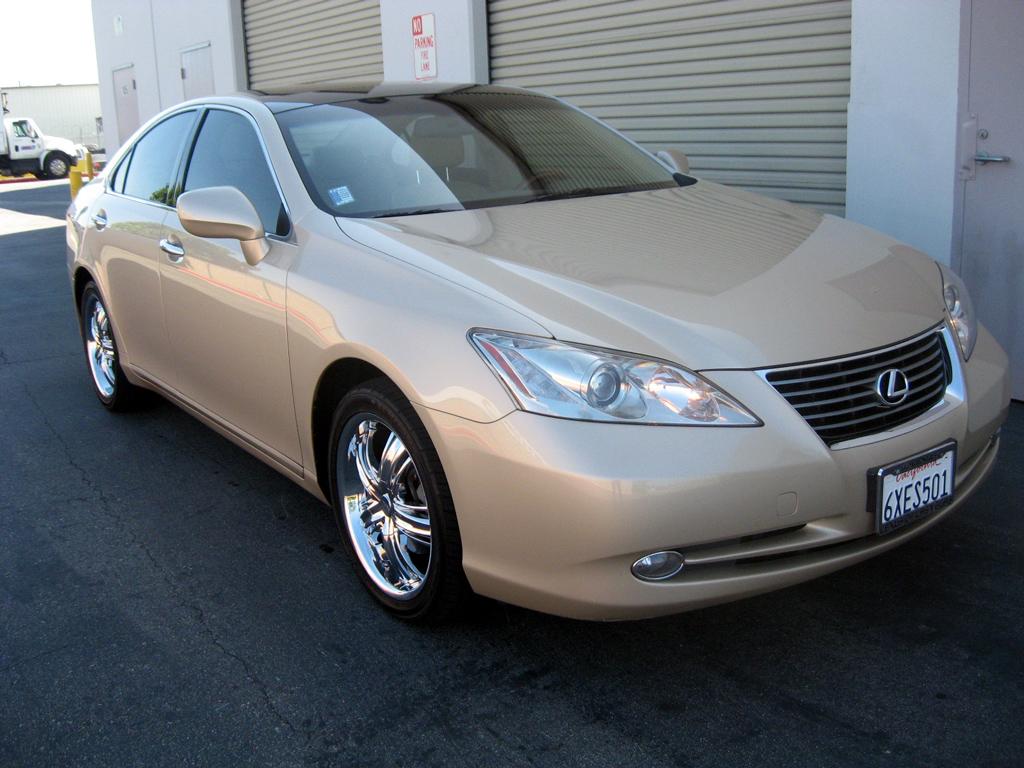 Toyota Of San Diego >> 2007 Lexus ES350 SOLD [2007 Lexus ES350] - $17,900.00 ...