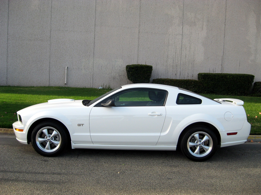 Toyota Of San Diego >> 2008 Ford Mustang GT Coupe - SOLD [2008 Ford Mustang GT ...