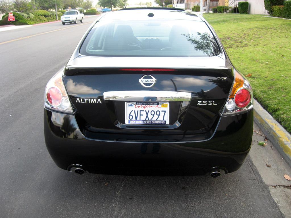 Nissan Altima 2.5 S >> 2012 Nissan Altima 2.5 SL [2012 Nissan Altima 2.5 SL Sedan ...