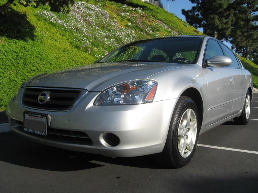 2003 Nissan Altima - San Diego - Encinitas, San Marcos ...
