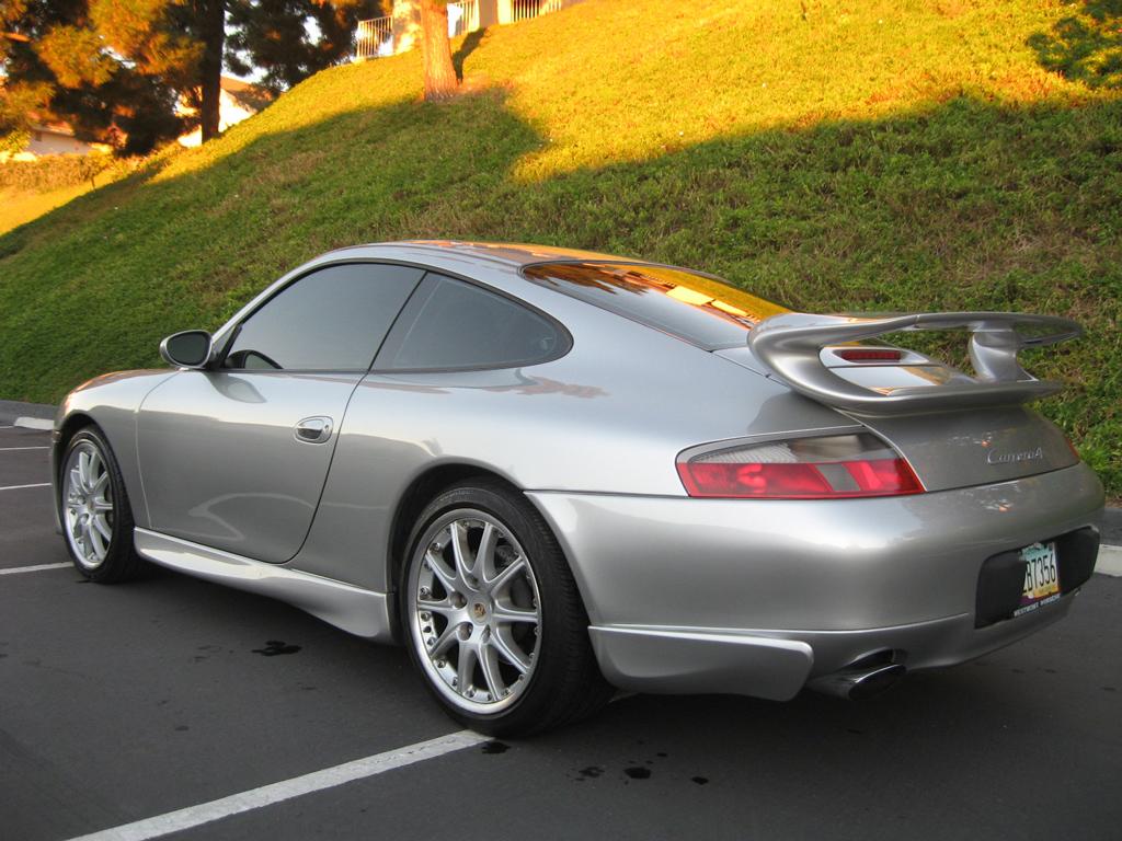 2001 Porsche 911 Carrera 4 SOLD [2001 Porsche 911 Carrera 4 Coupe] - $27,900.00 : Auto ...